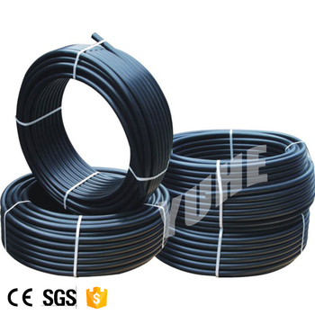 Black Plastic Water Pipe Roll Flexible Hdpe 32mm Pe Product On Alibaba