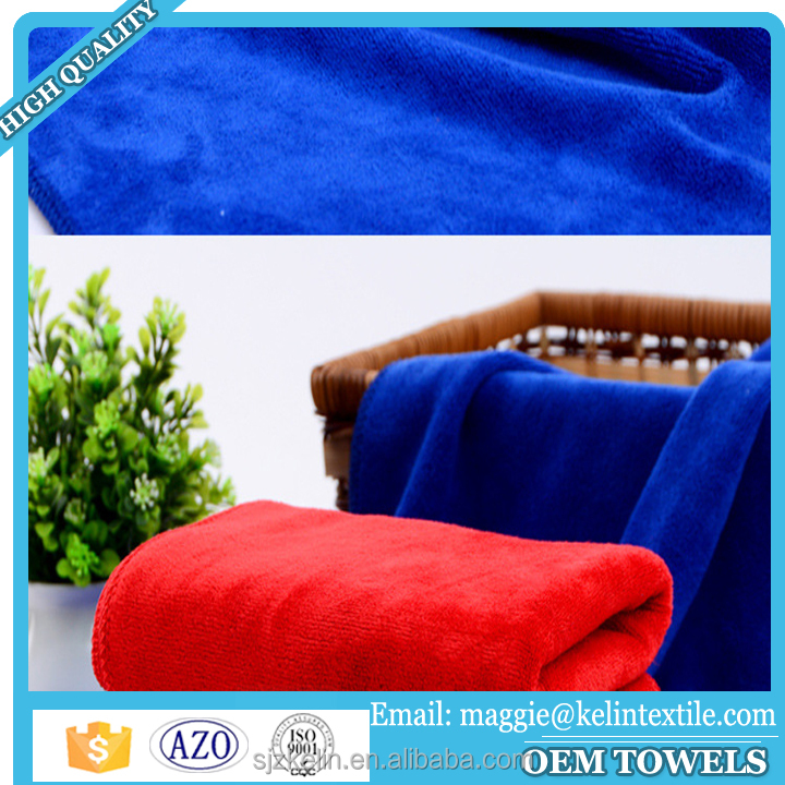 Hot selling 280gsm microfiber cleaning towel for cars