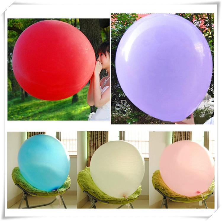 Fabriek Prijs Grote Ronde Ballonnen Helium Ballonnen 36 Inch Voor
