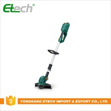 Good services popular 100 mph air speed metal blade grass trimmer leaf trimmer