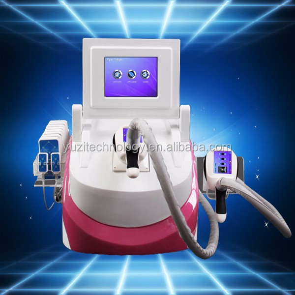 desktop mini cryolipo freeze fat liposuction fat cells freeze cyotherapy machine -YU-4T