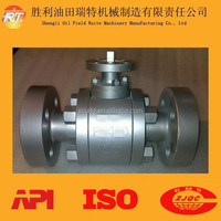 API SPEC 6D Ball valve for oil and gas