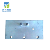 laiyuan casting aluminum heater for plastics extrusion machinery