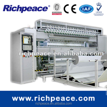 Richpeace Computerized Hoge Snelheid Multi-Hoofd Quilten Machine-L1500