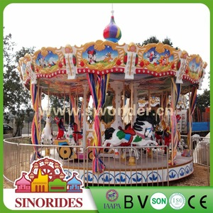 Candy Carousel! Rotary Rides! kids mechanical horse toys,kids mechanical horse toys for sale