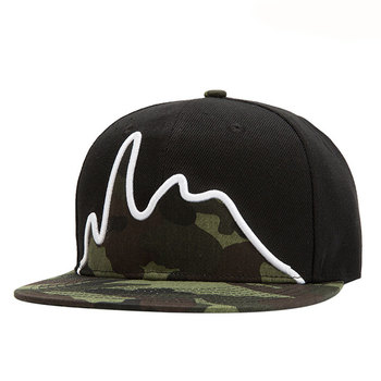 Newest popular european and american 2018 funny camo snapback men s brand  hip hop baseball cap 695e1d0b5fc