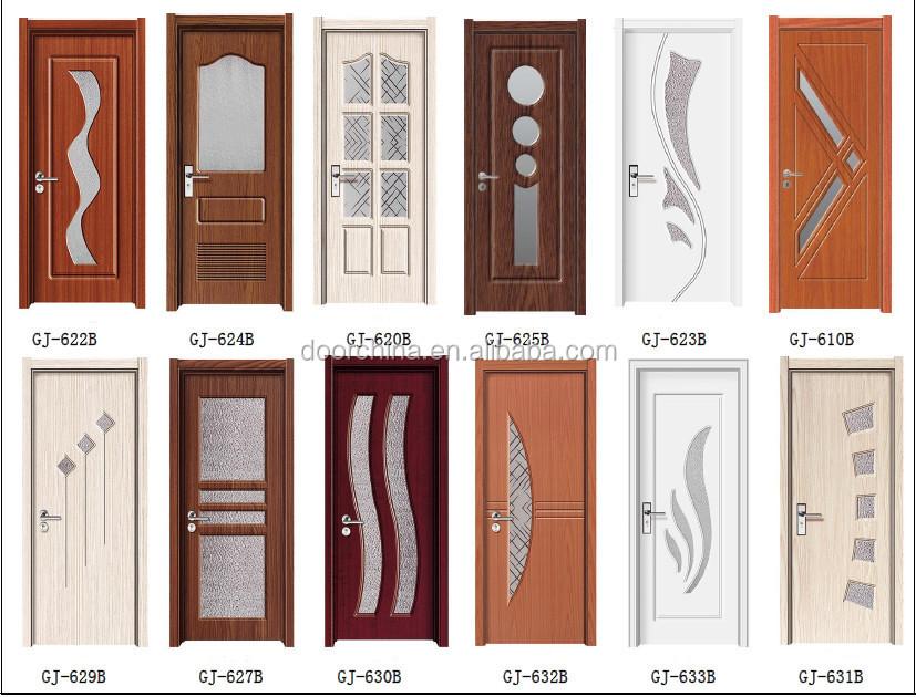 Turkish wooden interior door pvc cheap doors from china for Cheap interior doors
