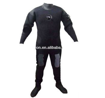 kids diving dry suits