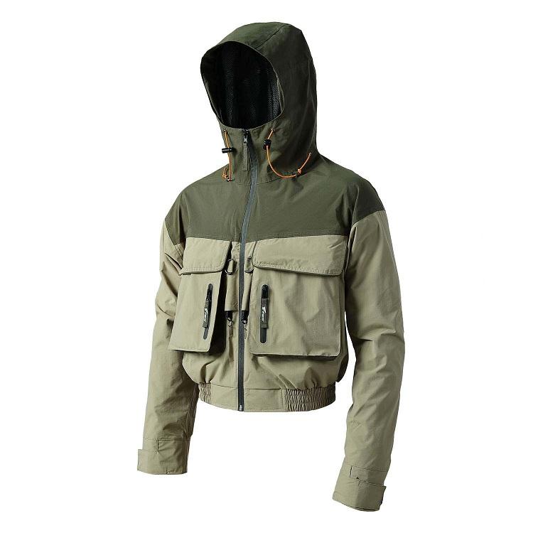 Водонепроницаемая куртка для рыбалки