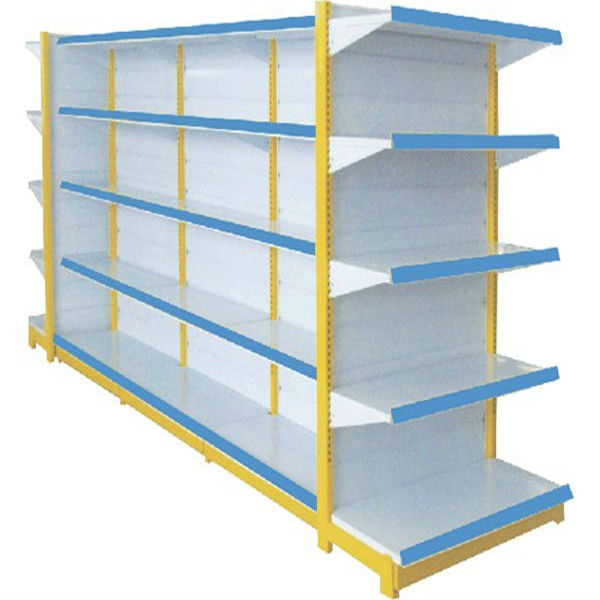 shelf for supermarket good quality display for things food toy