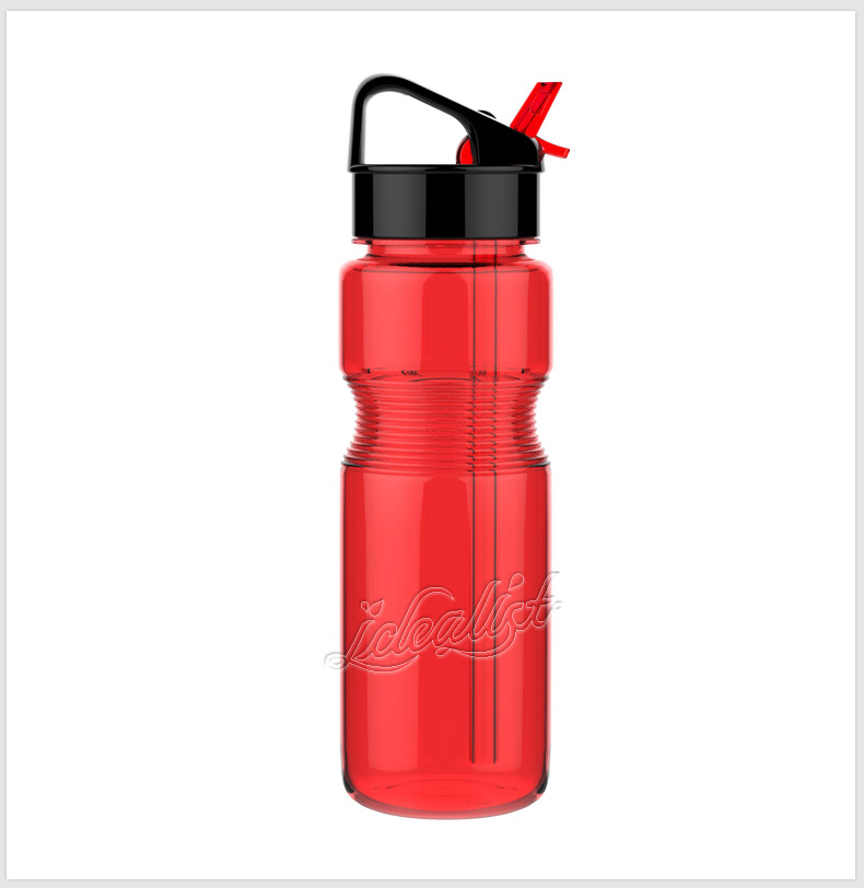China round PP high quality colorful reusable powerade <strong>sports</strong> drink water bottle