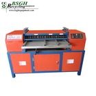 BSGH High Quality Electronic Scrap Car Radiator Peeling Machine Air Conditioner Radiator Copper Separator Machine