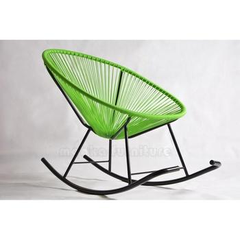 Pas Cher En Gros Rotin Acapulco Chaise Berçante Mkr05 Buy Chaise à Bascule Chaise à Bascule Kd Chaise à Bascule En Rotin Product On Alibaba Com