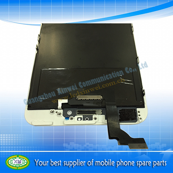 screen digitizer assembly,lcd front panel for iphone 6 plus