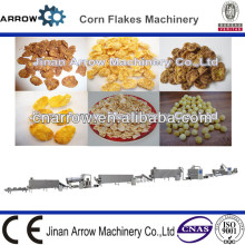Hot Fully Automatic Corn Flakes Breakfast Cereal Processing Line