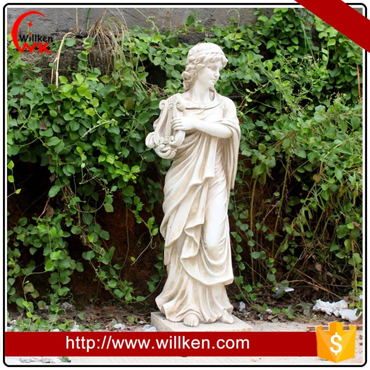 Garden outdoor decoration adult action figures for sale
