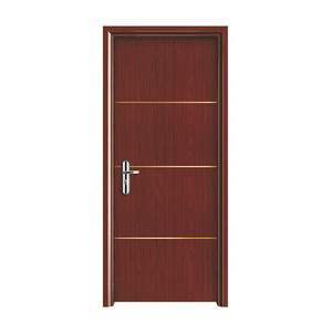 Factory wholesale wpc door frame water resistant bathroom fd30 door sets hotel door