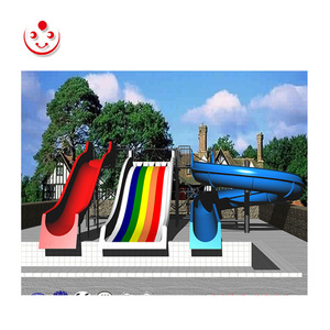 Professional Wild Rapids Water Slide for Kids/Adults