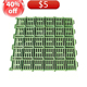 Wholesale new type high quality cheap price plastic floors slats for pig