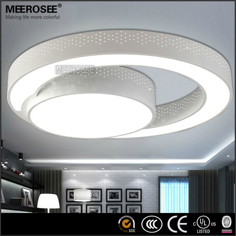 Decorative light fixture of ceiling conference ceiling light ring light led lamp md2441