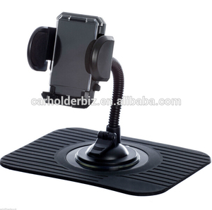 Sticky Car Suction Cup Dashboard Mobile Phone Mount Holder with Adhesive-free Mounting Technology5 5G For Samsung 4 4S 3G 3GS