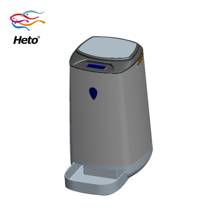 China Supplier High Quality Automatic Pet Cat Dog Food Dispenser Pet Food Feeder