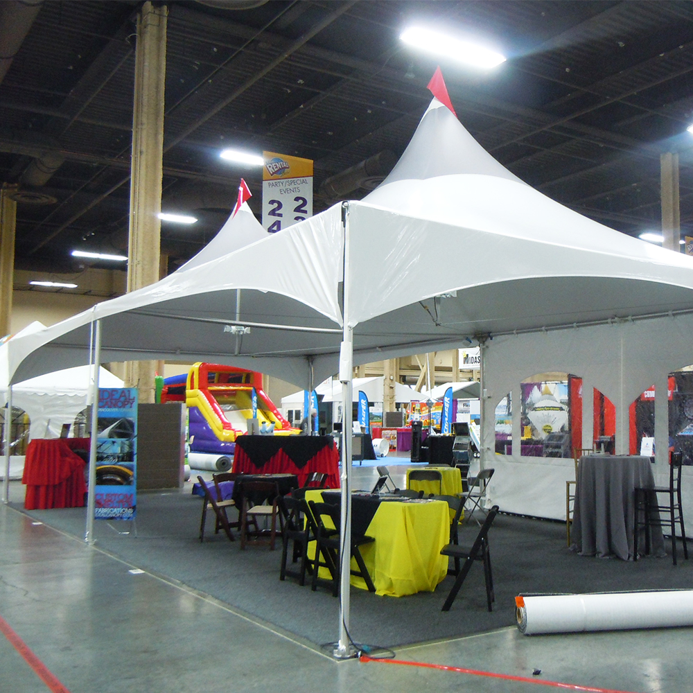 Water Proof Canopy Marquee Tent Trade For Outdoor Sport Event Or Party