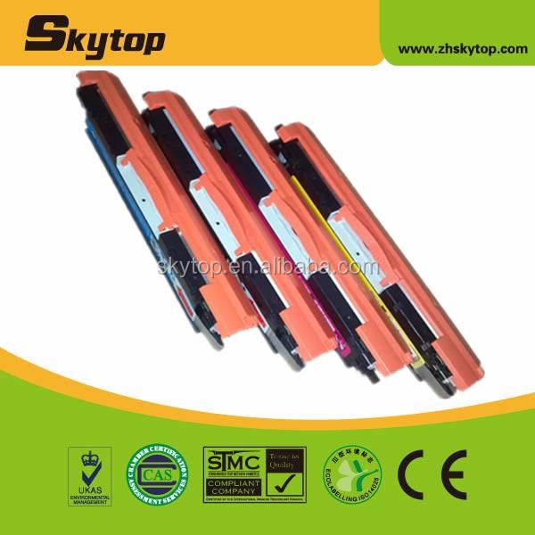 Color Toner Cartridge For Canon 729 Suit For Lbp 7010c 7018c