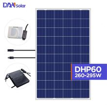 Hohe qualität panel solar aktien poly 280 w 300 w solar panel hersteller in china