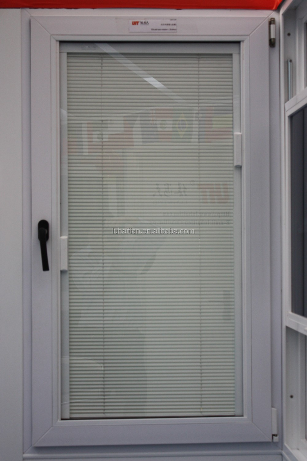 Electric bullet proof window display pvc transparent - Electric window shutters interior ...