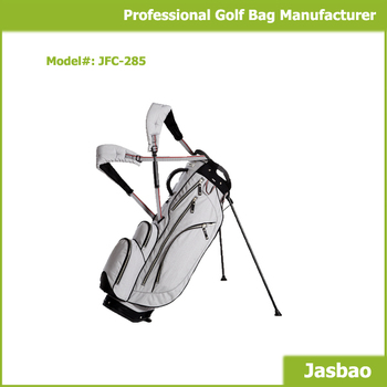 Custom Shoulder Strap Golf Stand Bags With Strong Legs