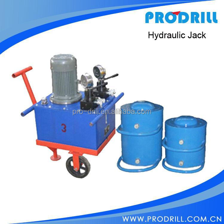 Stone splitting Hydraulic Jack for quarry