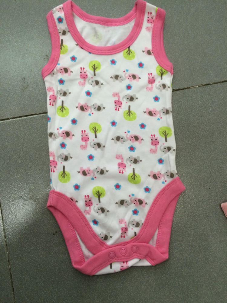 Stock Baby Romper, Cheap New Born Baby Clothes, Wholesale Bulk Baby Clothing