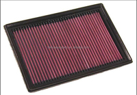 High quality factory supply custom auto air intake filter