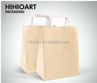 Top Popular and High Quality Custom Craft Paper Bag