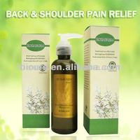 wholesale 1KG pain relief shoulder massage cream herbal muscle pain cream cold and warm neck pain