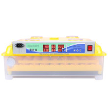 High hatching rate 98 eggs mini chicken egg incubator for sale