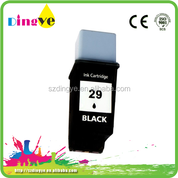 Alibaba China Market Printing Consumables Ink Cartridges For HP 29 Ink-jet Printer Cartridges