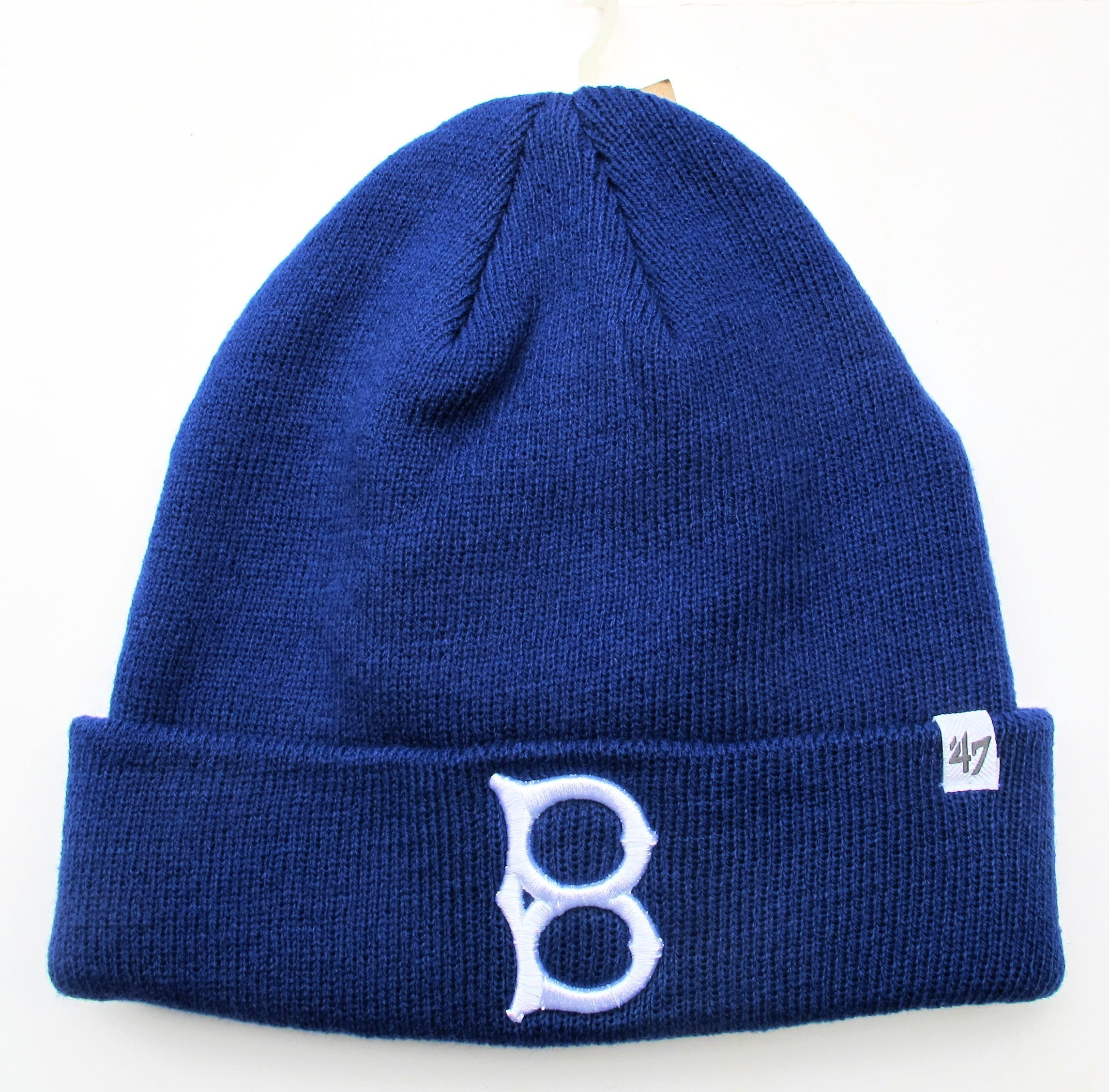 082eef9e Buy 47 Brand MLB Brooklyn Dodgers Cuff Knit Beanie in Cheap Price on ...