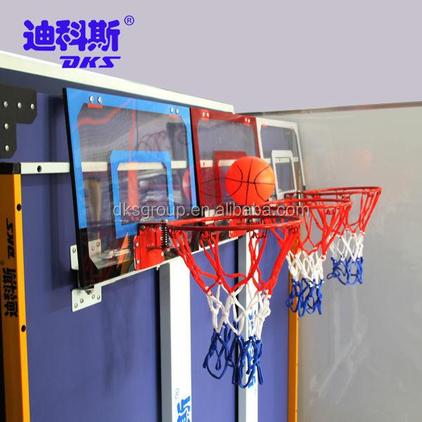 DKS Pro Mini Basketball Hoop Board Door Hanging Board