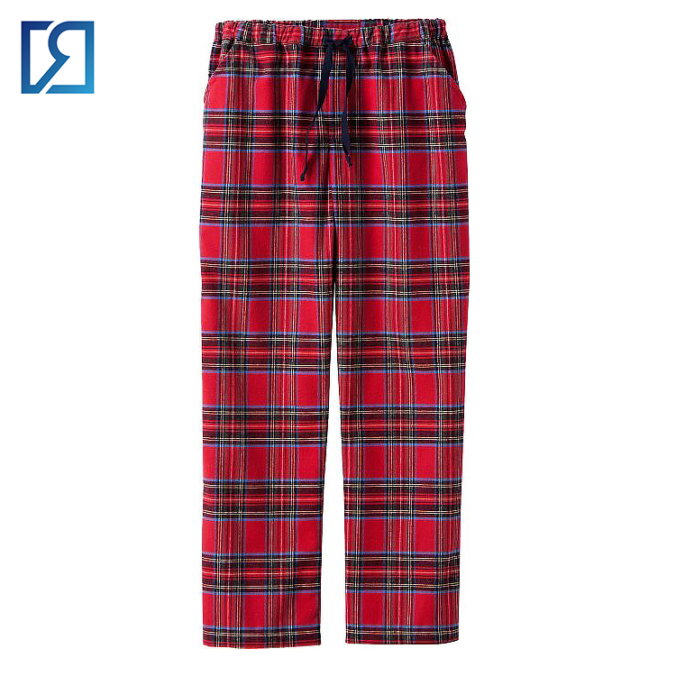 Plus Size Summer Short-sleeved Shorts Plaid Pajama Suit European Mens Cotton Mens Pyjama Sexy Sleepwear Men Pijamas Big Size Durable Modeling Men's Pajama Sets