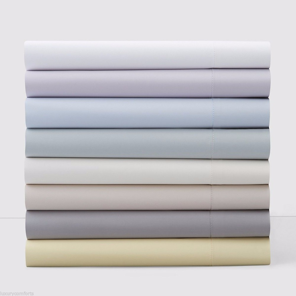 "Percale T200,60% Cotton/40% Polyester Blend,108""x110"" King Flat Sheet/Fitted Sheet/Hotel Bed Sheets"