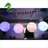 Amazing Advertising Floating LED Lighted Solar System Planets Balls , Inflatable Moon Light Balloon