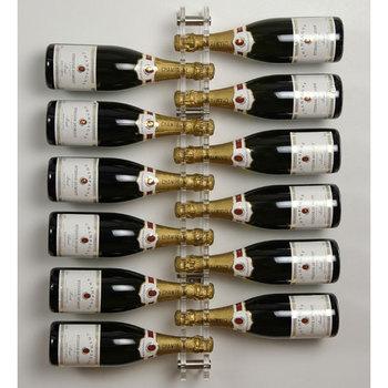 Wine Spine 12 Bottle Wall Mounted