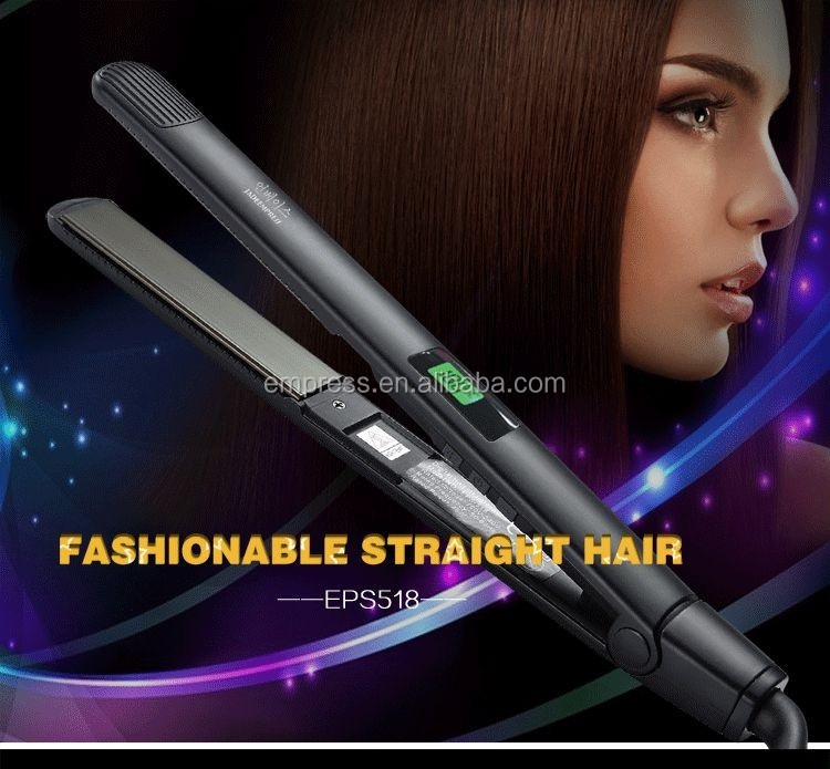 Private label flat iron hair straightener EPS518