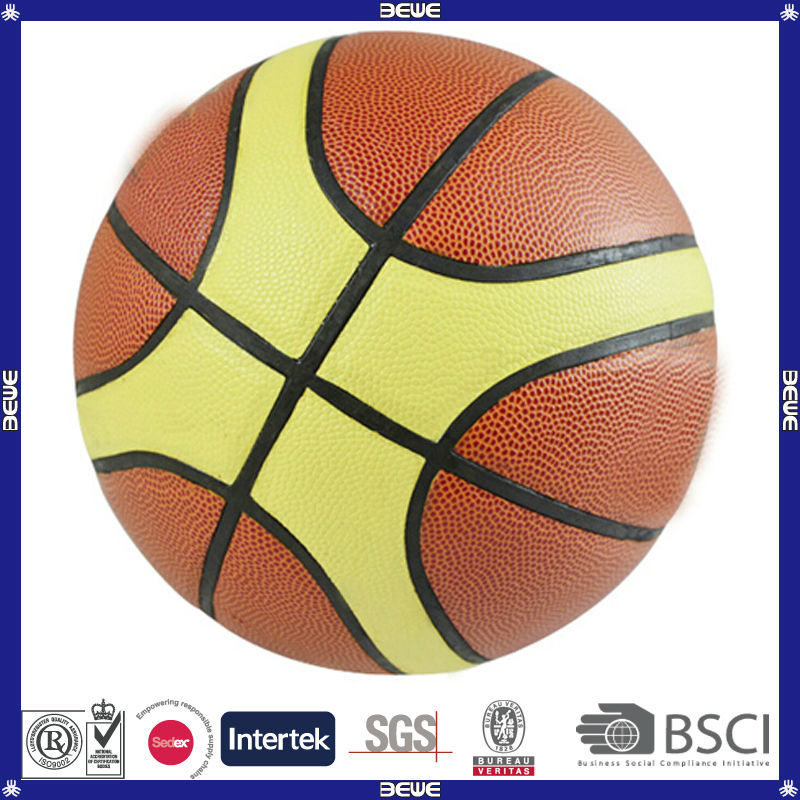 hot sale promotional factory customize your own pu basketball