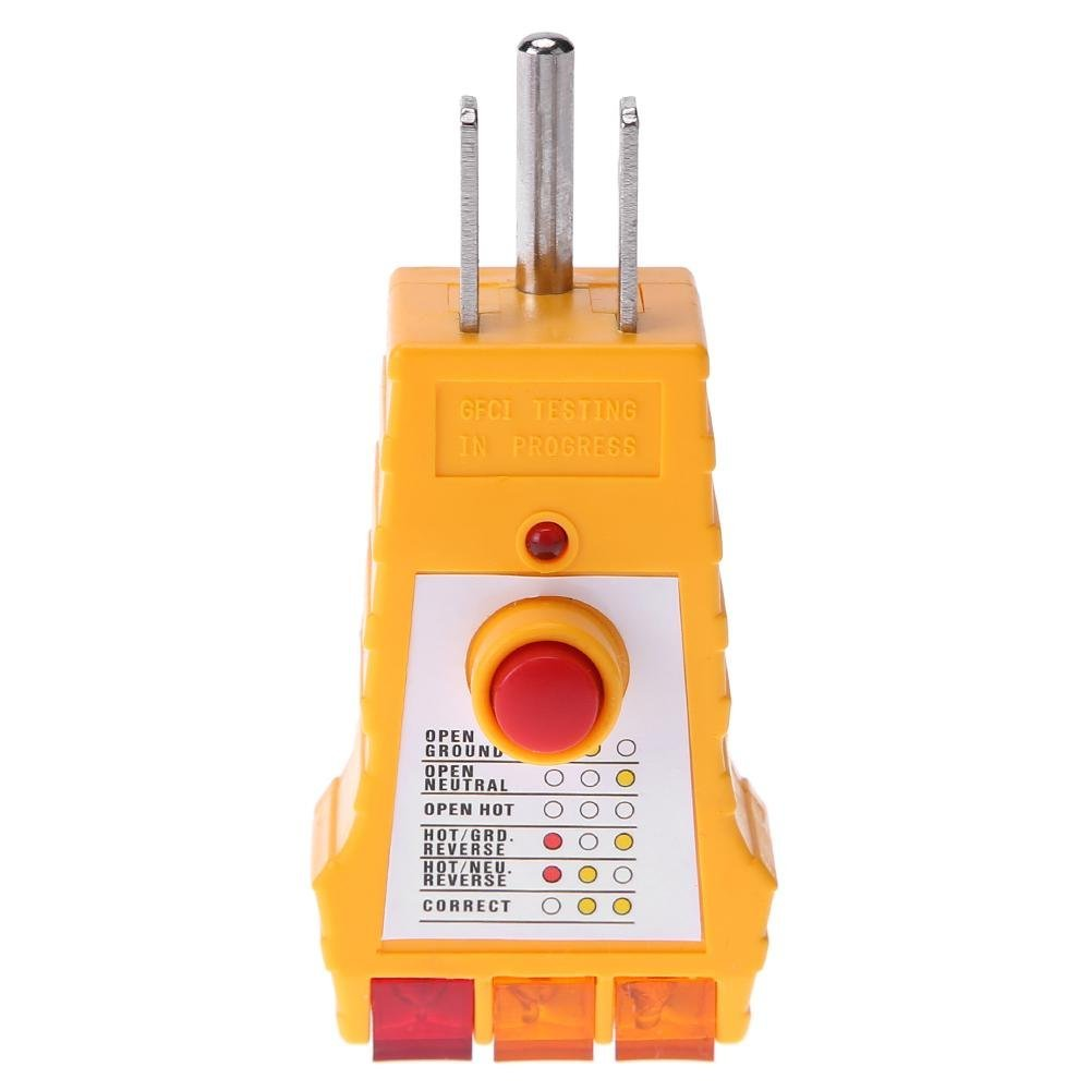Cheap Safety Tester Find Deals On Line At Alibabacom Gardner Bender Circuit Alert Noncontact Voltage Detector Gvd3504 Get Quotations Socket Testerinsulate Electric Null Earth Wire Finder