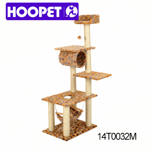 Best Selling Cat Boom Onderdelen Pet Cat Producten Fabrikant