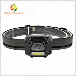 New Style COB Lamp High Power 103040 Rechargeable Powered USB Rechargeable Led sensor headlamp