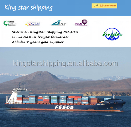 Professional LCL Shipping Sea <strong>Freight</strong> Rates From China to Nevis